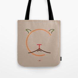 c- cat Tote Bag