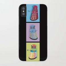 Dalek Dreams Slim Case iPhone X