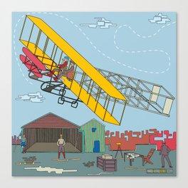 First Flight 1903 Canvas Print