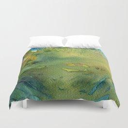 Grün Duvet Cover