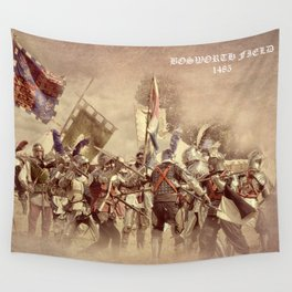 Battle of Bosworth Wall Tapestry