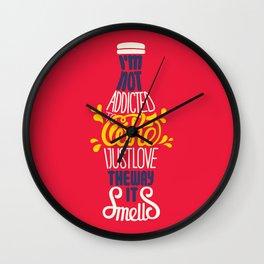 Coke Wall Clock