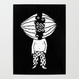 Oxydol Boy Poster