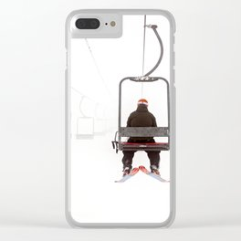 Into The Void Clear iPhone Case