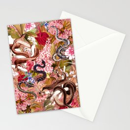 Dangers in the Forest VII Stationery Cards