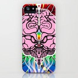 Braingasm iPhone Case