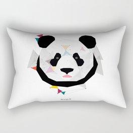 Pomi the Panda Rectangular Pillow
