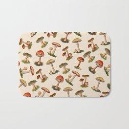 Magical Mushrooms Bath Mat