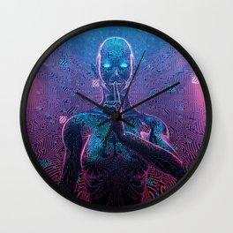 Artificial Secrets Wall Clock