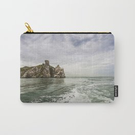 Irish cliffs in Howth Carry-All Pouch