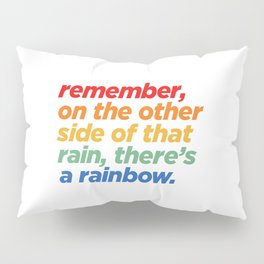 Bright Side Pillow Sham
