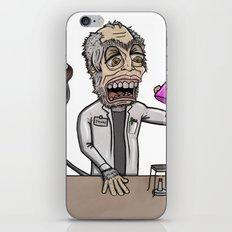 John was a scientist iPhone & iPod Skin