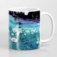 coconut wishes Mugs featuring Wishes by Nev3r
