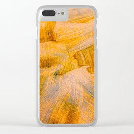 Good Vibes Only Acrylic Clear iPhone Case