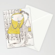 Create a New World Stationery Cards
