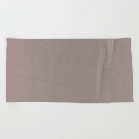 Simply Red Earth Beach Towel
