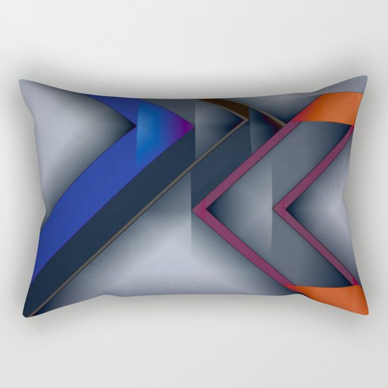 PJD/9x Rectangular Pillow