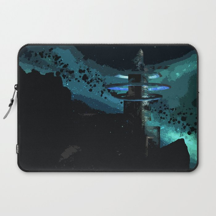 A Land Beyond Laptop Sleeve By Tharaabelson Society6