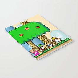 Super Mario World Notebook