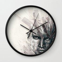 Alter-Axis Wall Clock