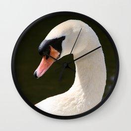 Cob Swan Wall Clock