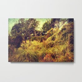 For your wild nature Metal Print