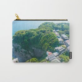 Old Enoshima Carry-All Pouch
