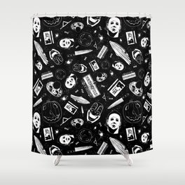 Welcome to Haddonfield! Shower Curtain
