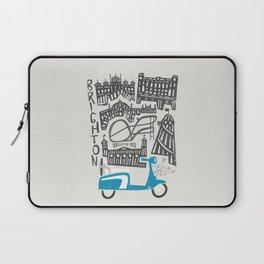 Brighton Cityscape Laptop Sleeve