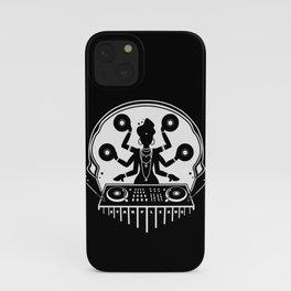 Disco Shiva iPhone Case