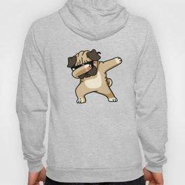 Dabbing Pug Hoody