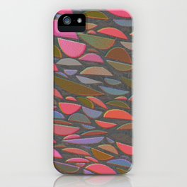 Segments Daddy-O iPhone Case