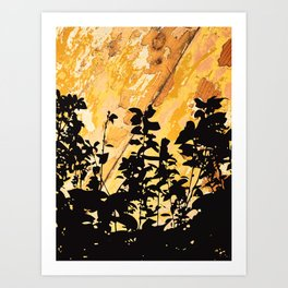 Coots Series 3 of 4 Art Print