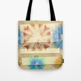 Numerably Touch Flowers  ID:16165-132620-50181 Tote Bag
