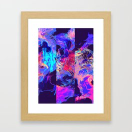 Wilki Framed Art Print