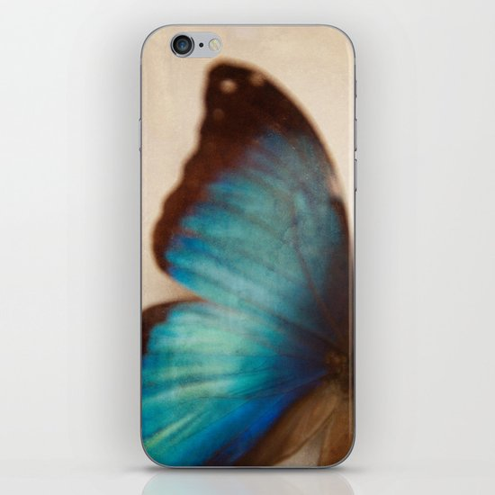 cerulean iPhone & iPod Skin