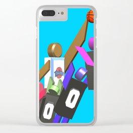 Last Shot Clear iPhone Case