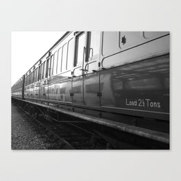 Havenstreet Station - Havenstreet - Isle of Wight #4 Canvas Print