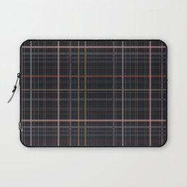 A very glommy plaid Laptop Sleeve