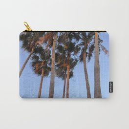 Palm Tree Photography | Miami Florida | Tropical Art | Exotic Carry-All Pouch