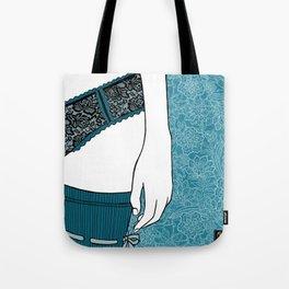 La femme 22 Tote Bag