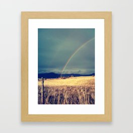 Close Enough To Touch Framed Art Print