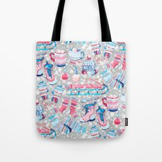So Much Snow! Tote Bag