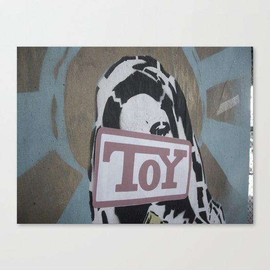 toy Canvas Print