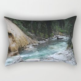 Johnston Canyon Rectangular Pillow
