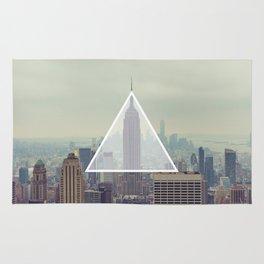 New York Triangle Rug