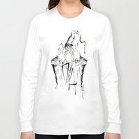 army Long Sleeve T-shirts featuring Dumbledore's Army by Jena Sinclair