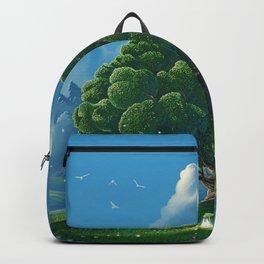 Chibi big tree Backpack