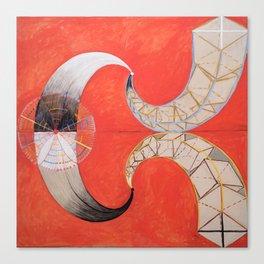 "Hilma af Klint ""The Swan, No. 09, Group IX-SUW"" Canvas Print"