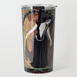 Dark Lili Nouveau - Legend Travel Mug